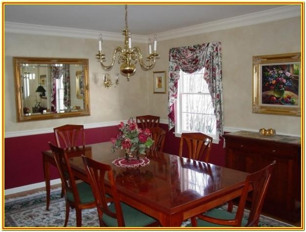formal dining room paint color ideas
