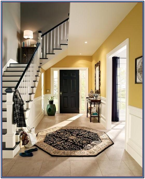 Foyer Paint Colors Behr