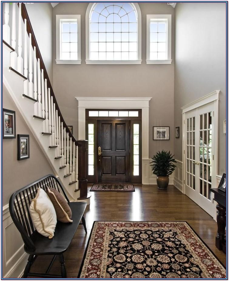 Foyer Paint Colors