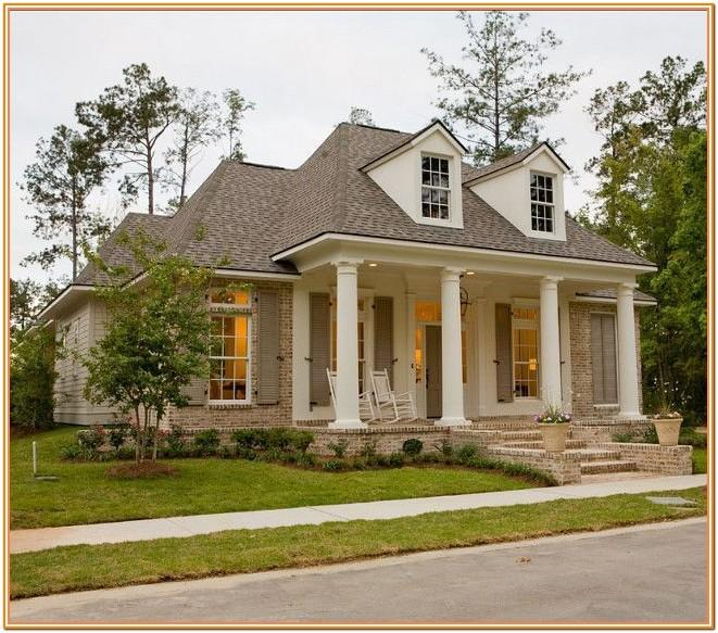 French Country Home Exterior Colors