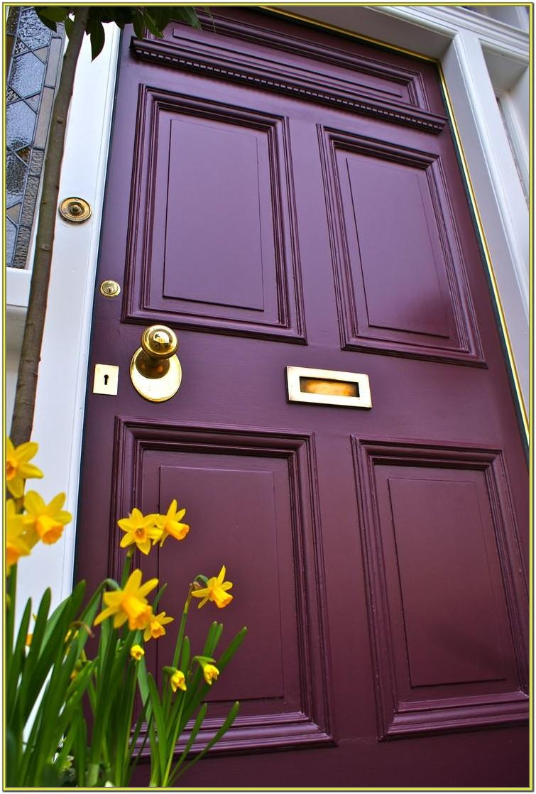 Front Door Colour Uk