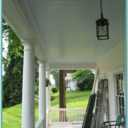 Front Porch Ceiling Paint Colors