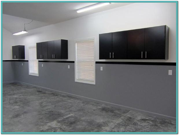 Garage Wall Paint Color Ideas
