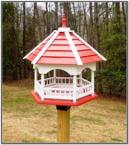 Gazebo Birdhouse Painting Ideas