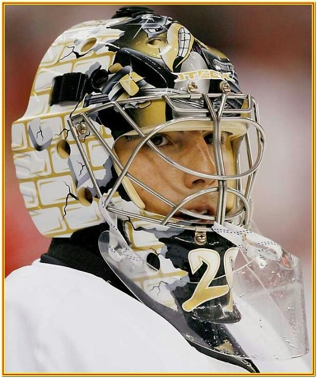 Goalie Mask Painting Ideas