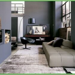 Gray And Black Living Room Decor