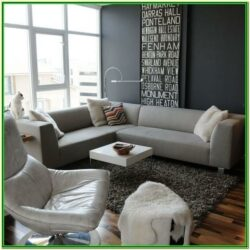 Gray Couch Living Room Decorating Ideas