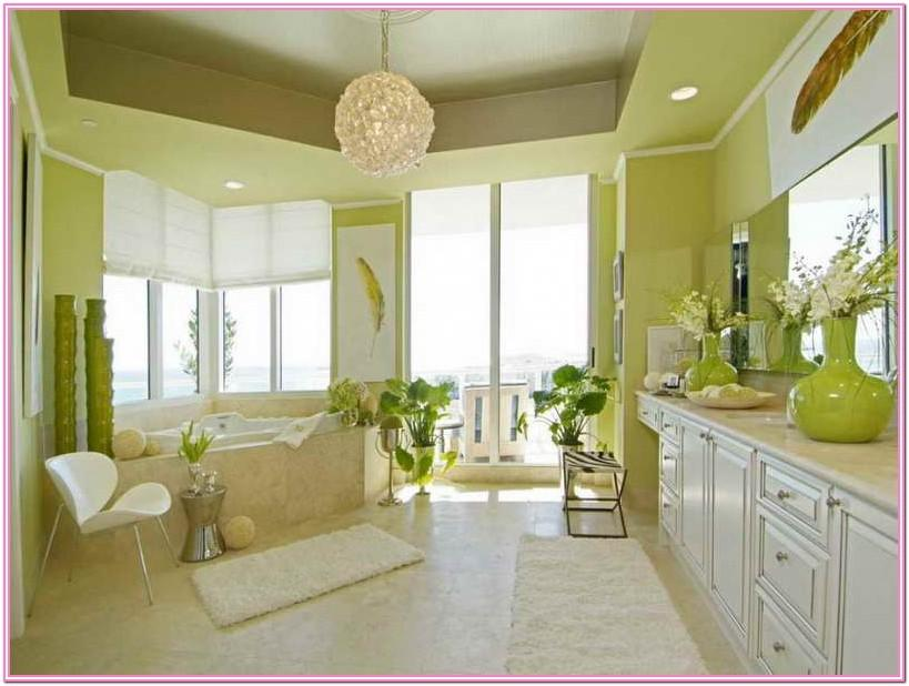 Green House Paint Ideas Interior