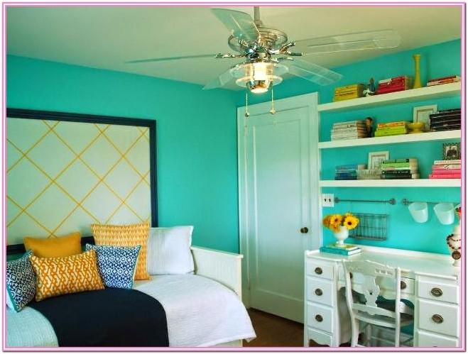 Green Interior House Paint Colors