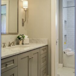 Grey Bathroom Paint Color Ideas