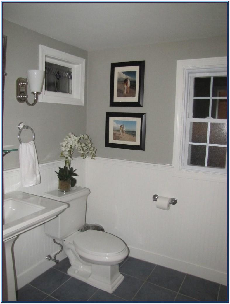 Grey Bathroom Paint Colors