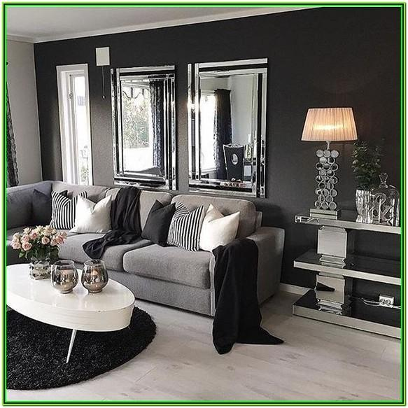 Grey Brown Living Room Decor Ideas