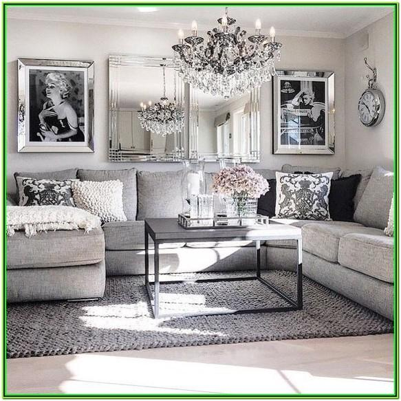 Grey Furniture Living Room Decor Ideas