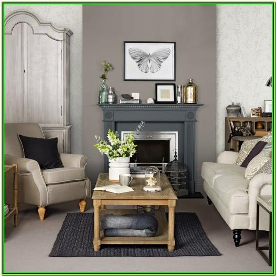 Grey Living Room Decorating Ideas