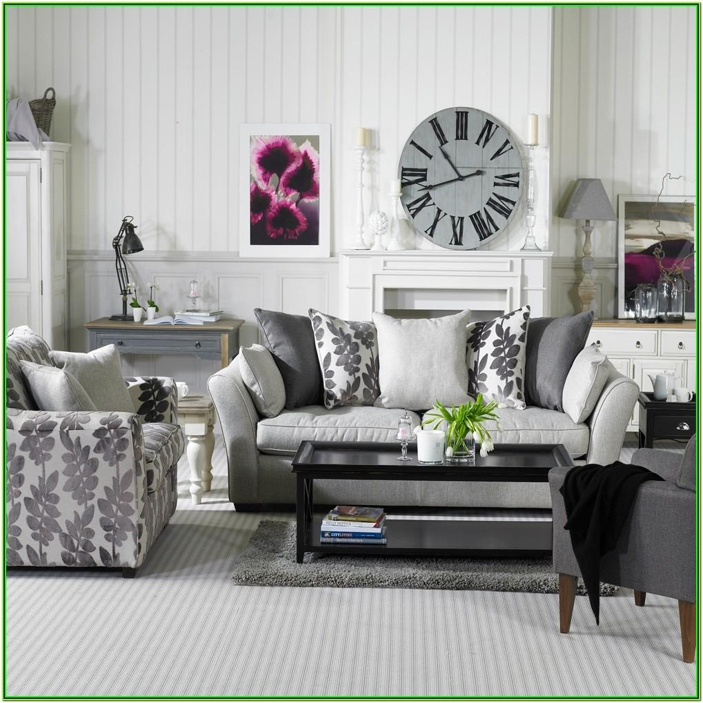 Grey Living Room Decoration Ideas