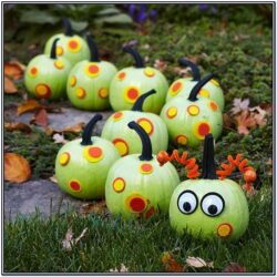 Group Pumpkin Painting Ideas