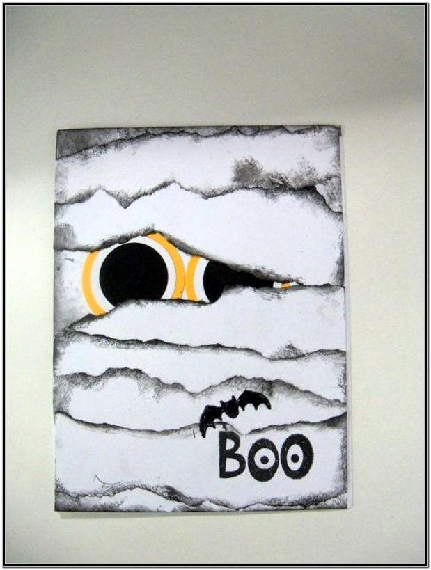 Halloween Painting Ideas On Canvas