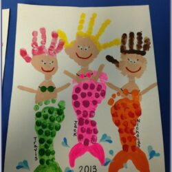 Handprint Craft Ideas