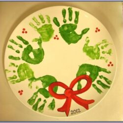 Handprint Craft Ideas For Christmas