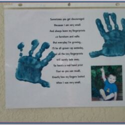 Handprint Craft Ideas For Fathers Day