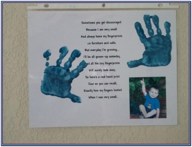 Handprint Craft Ideas For Father's Day