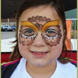 Harry Potter Face Painting Ideas