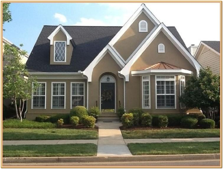 Home Exterior Color Images