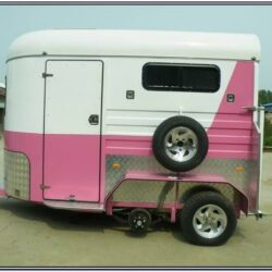 Horse Trailer Paint Ideas