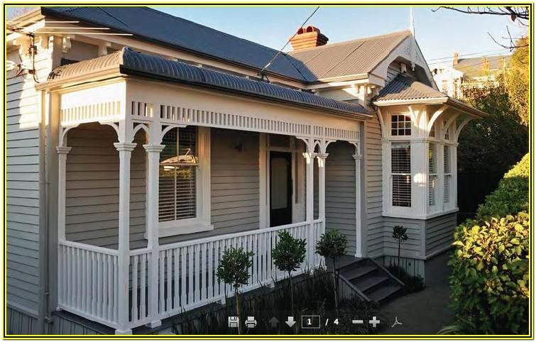 House Colour Schemes Exterior Australia