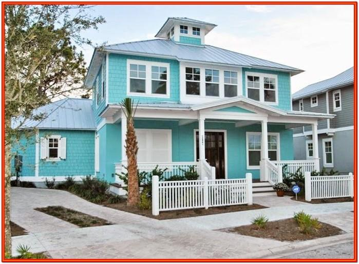 House Exterior Paint Color