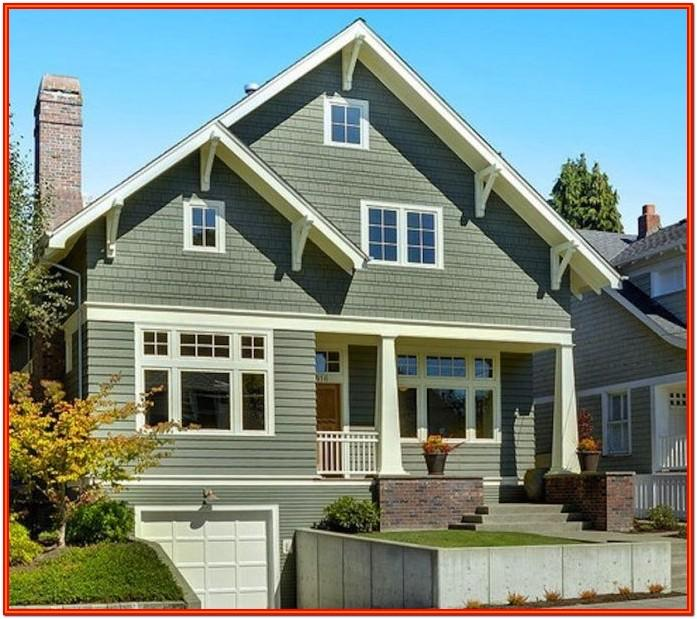 House Exterior Paint Colours