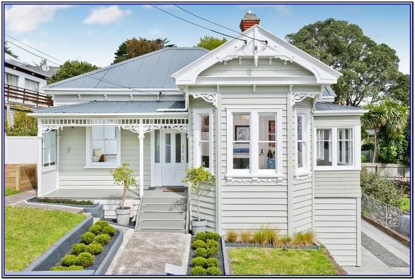 House Paint Colour Schemes Exterior Nz