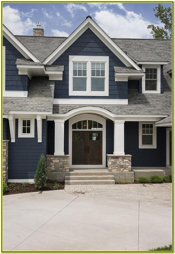 How To Pick Exterior Paint Colors For Your House