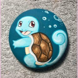Ideas For Things To Paint On Rocks