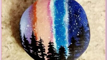 Ideas For What To Paint On Rocks