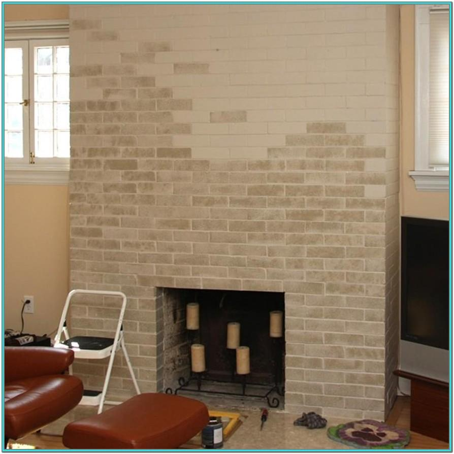 Indoor Brick Wall Painting Ideas