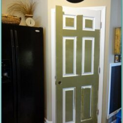 Indoor Door Painting Ideas