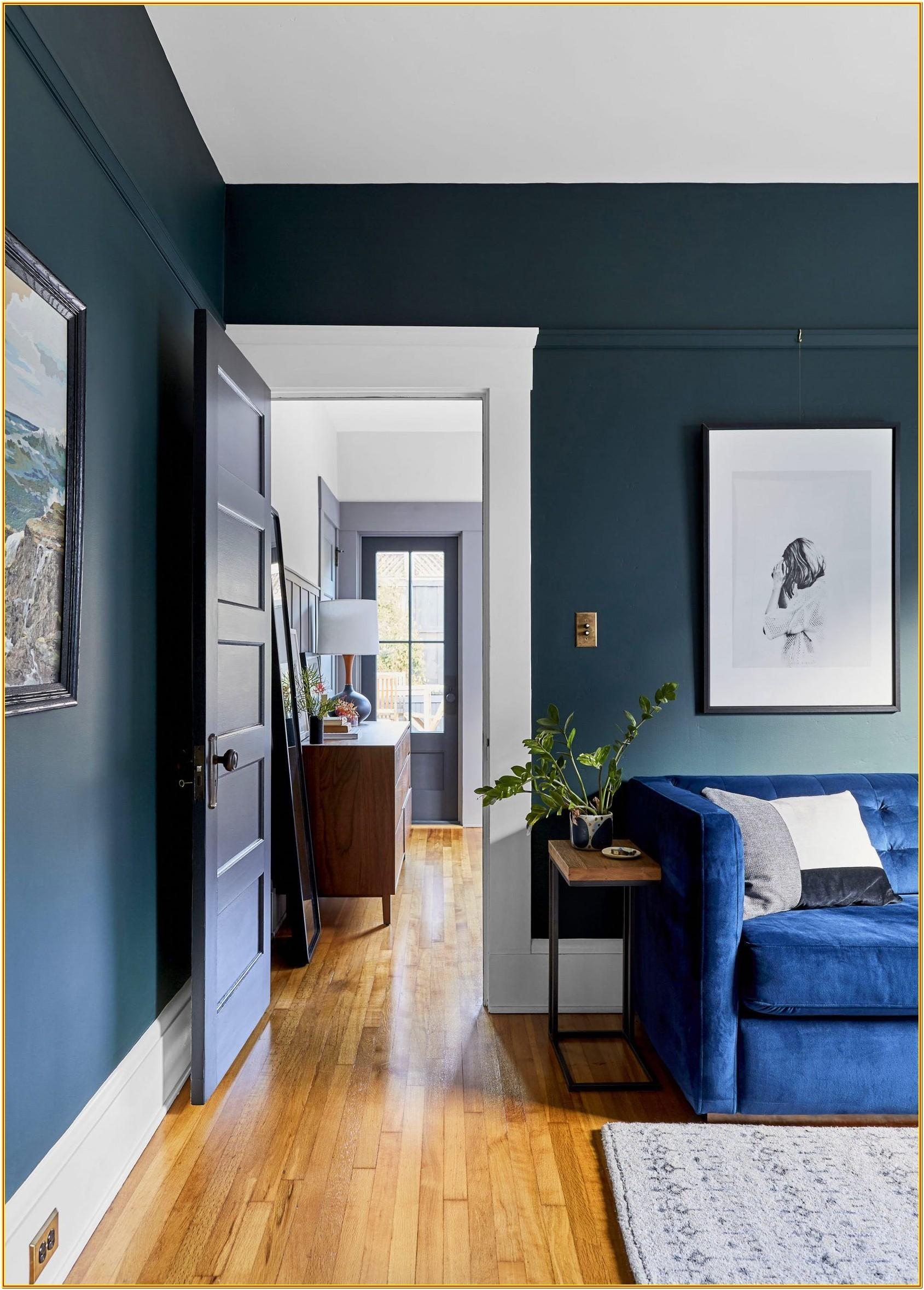 interior wall paint colors 2019
