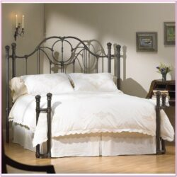 Iron Bed Painting Ideas