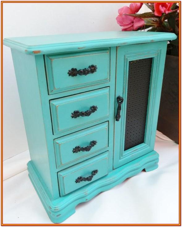 Jewelry Box Painting Ideas
