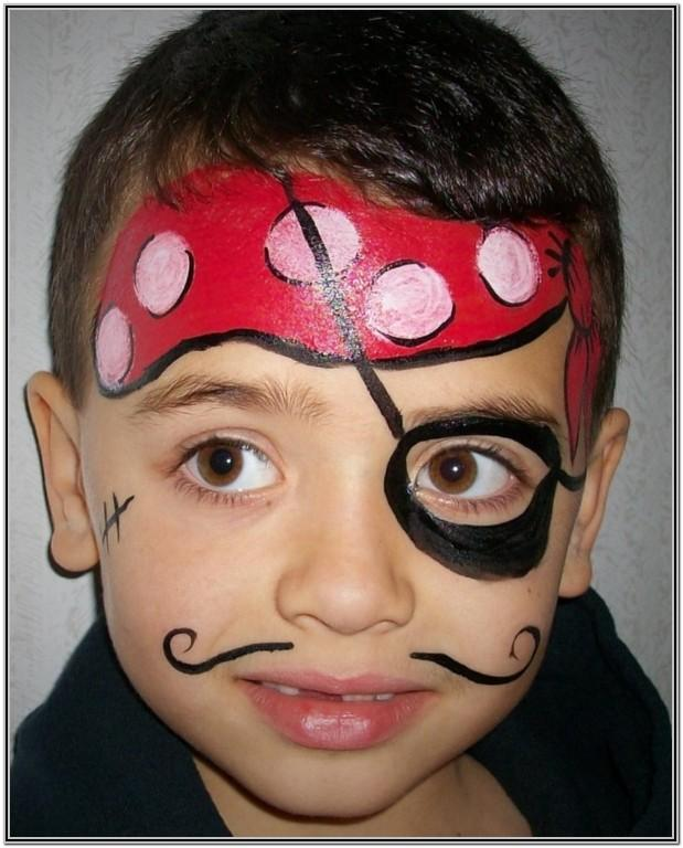 Kid Face Painting Ideas Small