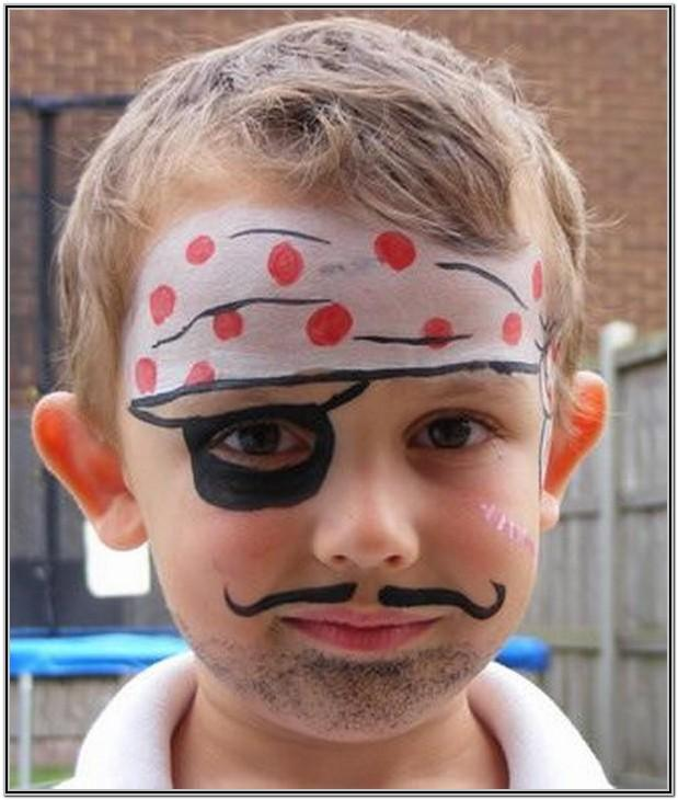 Kid Face Painting Ideas