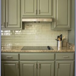 Kitchen Cabinet Paint Color Ideas Pinterest