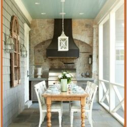 Kitchen Ceiling Paint Color Ideas
