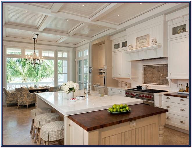 kitchen paint color with off white cabinets