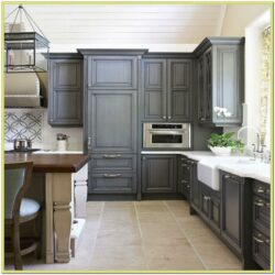 Kitchen Wall Paint Ideas With Grey Cabinets