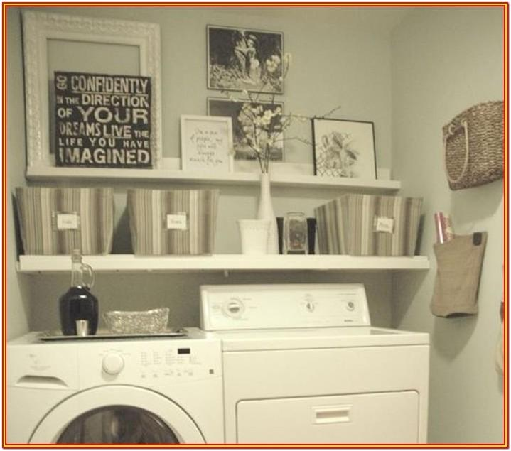Laundry Room Wall Decor Ideas