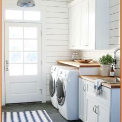 Laundry Room Wall Ideas