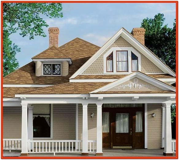 Light Brown Exterior House Color
