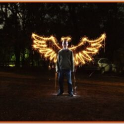 Light Painting Ideas Photography